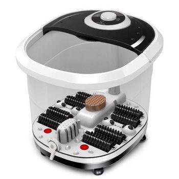 泡脚深桶足浴盆洗脚器电加热按摩足疗机浴足家用恒温脚动版