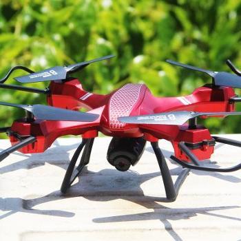 智能定高无人机航拍遥控飞机四轴飞行器儿童耐摔直升机玩具