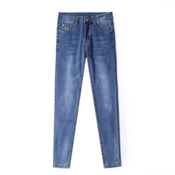 sandalling小脚韩版显瘦紧身铅笔长裤子1961
