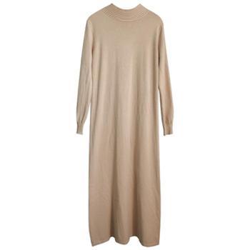 sandalling订制气质淡雅的连衣裙8299