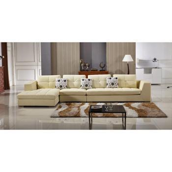 爱尚家具俬游记新款热卖沙发组合进口皮
