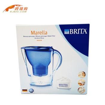 德国原装 碧然德(Brita) 滤水壶 2.4L(蓝色)