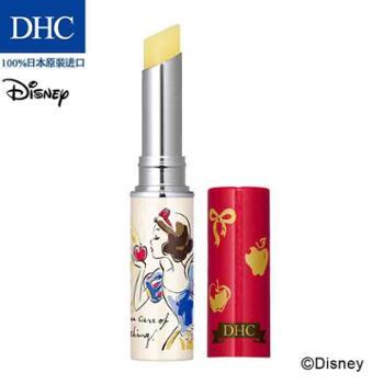 【官方直售】DHC橄榄护唇膏 1.5g (迪士尼白雪/仙蒂/爱莎/爱丽丝)补水保湿滋润唇膏日本