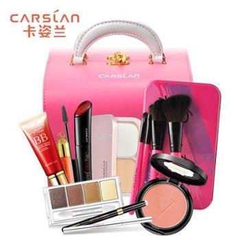 卡姿兰 甜美粉嫩公主彩妆套装全套组合美妆盒化妆品