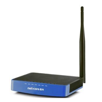 磊科 NW704无线路由器 150M穿墙无限ap手机迷你wifi 4口有线