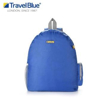 TravelBlue/蓝旅超轻皮肤包男女款可折叠双肩包068