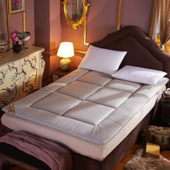 圣·艾璐妮全棉竹炭纤维床垫单人双人床垫