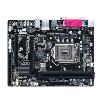 Gigabyte/技嘉 GA-B75M-D2P I3 3240 G2030 G1630固态主板