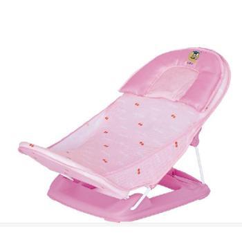 马博士婴儿沐浴椅 洗澡椅 免充气 便携 收纳 洗头 舒适