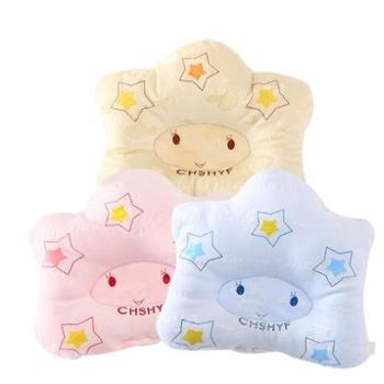 婴儿枕头定型枕秋冬新生幼儿枕头宝宝定型枕防偏头0-1-2岁儿童枕一件