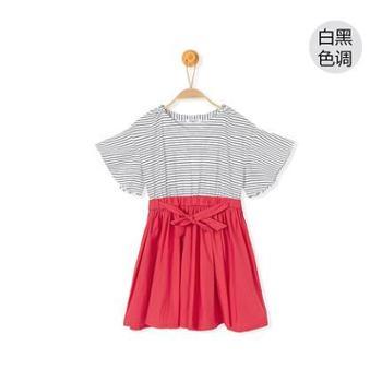 巴拉巴拉童装公主裙女童裙子女孩夏装新款中大童儿童连衣裙女