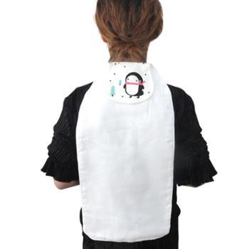 成人吸汗巾儿童垫背巾小学生加大码4-6岁纯棉特大号中大童隔汗巾