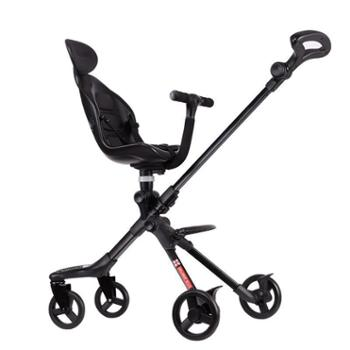 德拉玛溜娃推车儿童手推车轻便折叠遛娃手推车儿童三轮车婴儿推车