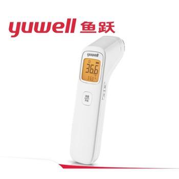 鱼跃婴儿红外线YHW-2电子温度体温计宝宝儿童家用医用额温枪
