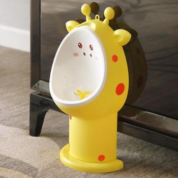 宝宝坐便器小孩男孩站立挂墙式小便尿盆婴儿童尿壶马桶童尿尿神器