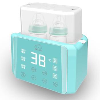 鲸鱼宝贝温奶器消毒器二合一热奶器婴儿恒温智能奶瓶保温器暖奶器