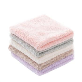 儿童宝宝婴儿小方巾毛巾纯棉四方全棉成人家用柔软手帕女洗脸手巾
