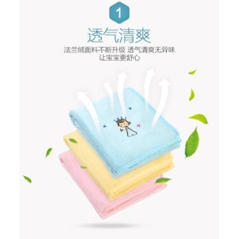 宝宝被子春秋婴儿用薄小毛毯四季盖毯新生儿的夏季毯儿童薄款毯子 一件套