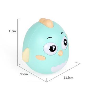 婴儿小鸡不倒翁玩具音乐故事机0-6-12个岁月宝宝早教益智点头娃娃