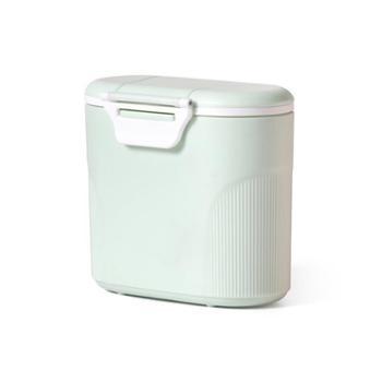 婴儿装奶粉盒便携式外出小号宝宝分装盒便携式外出大容量奶粉格