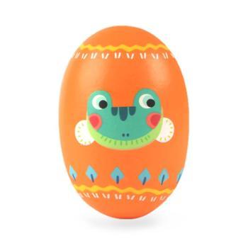MiDeer弥鹿儿童兔子沙蛋打击乐器宝宝初学启蒙早教音乐小玩具6M+