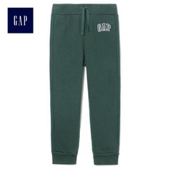 Gap男女婴幼童运动裤190561 E W 宝宝儿童束脚卫裤童装裤