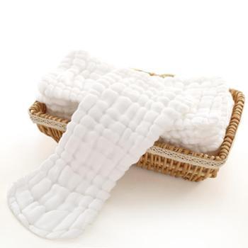 必炫婴儿纯棉新生儿用品可洗宝宝小孩介子布透气秋冬尿片纱布尿布
