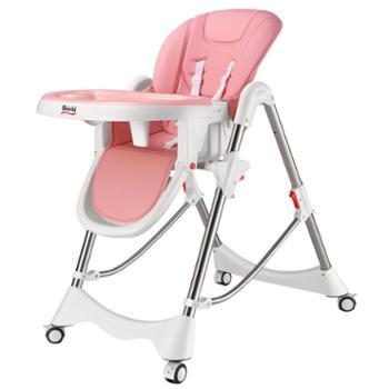宝宝餐椅儿童婴儿吃饭椅子多功能便携式可折叠宜家座椅小孩餐桌椅