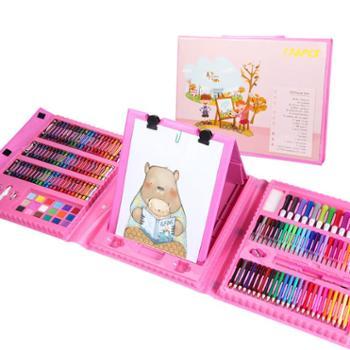 儿童画画套装绘画工具女孩美术用品画笔水彩笔小学生学习礼盒幼儿
