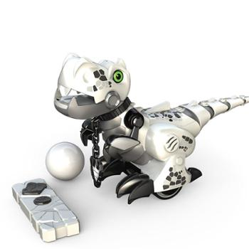 Silverlit/银辉 智能遥控电动机器恐龙霸王龙 仿真会走路动物模型男孩玩具