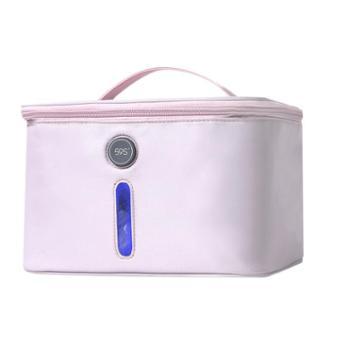 SUNUV 59秒LED紫外线消毒袋内衣内裤杀菌器锅柜小型家用婴儿奶瓶消毒机