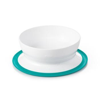 OXO 奥秀吸盘碗宝宝幼儿园吃饭碗碟儿童餐具结实家用婴儿训练