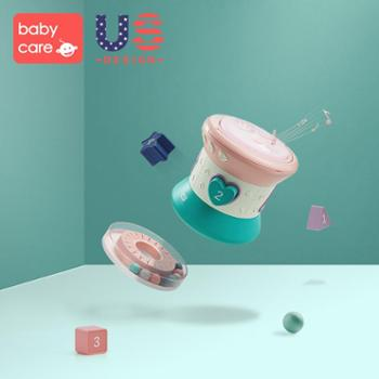 bc babycare 宝宝手拍鼓婴儿玩具6-12个月益智拍拍鼓0-1岁儿童音乐鼓