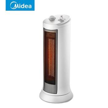 美的取暖器摇头塔式暖风机立式电暖器速热家用办公节能电暖风生活用品厨房用具