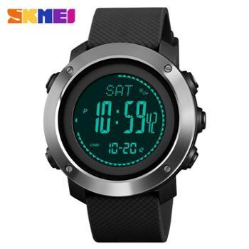 时刻美1418智能手表男韩版简约潮流休闲学生运动跑步卡路里