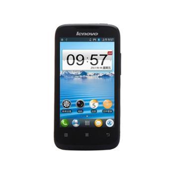 联想A360e电信3G手机(深邃黑)CDMA2000/CDMA