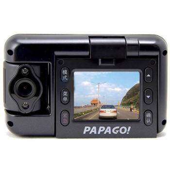 GoSafe100行车记录仪 隐形 机折叠式 高清广角PAPAGO