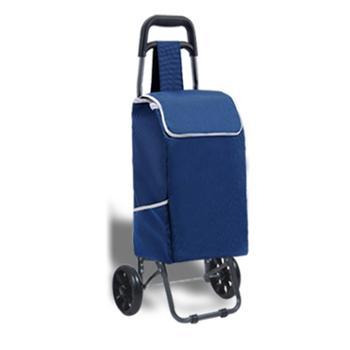 嘉曼买菜购物车便携拉杆车小拖车行李车手拉车老人买菜车小拉车可折叠