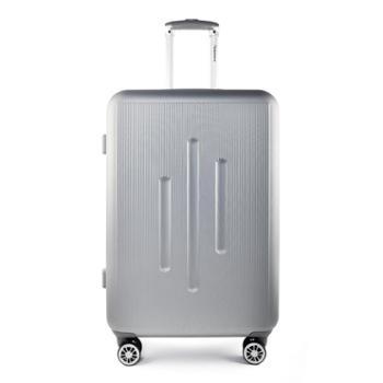 外交官拉杆箱DS-13002银色