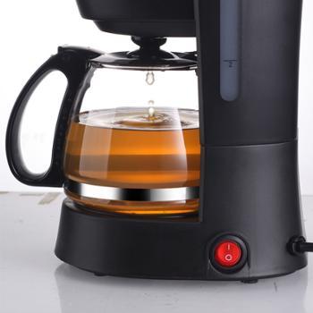 Bear/小熊咖啡机KFJ-403家用美式滴漏式全自动小型泡茶咖啡壶