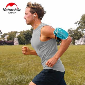 NH跑步手机臂包男女运动臂套腕包户外装备iPhone6手臂包苹果6plus
