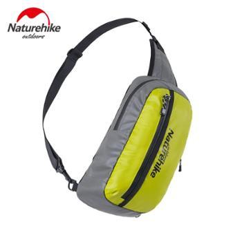 NH挪客户外防水单肩包 男女日韩时尚运动背包 潮流通勤胸包骑行包