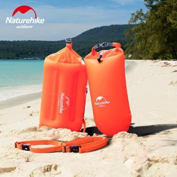NH挪客 游泳防水袋带气囊防水包 海边旅游浮潜玩水手机衣物收纳袋