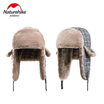 NH挪客雷锋帽男女冬季户外防寒骑车护耳加厚防风保暖帽子