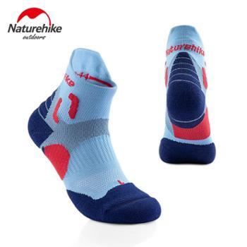 NH挪客户外马拉松训练袜袜吸汗透气速干篮球袜跑步训练运动袜子