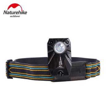 NH挪客 LED强光头灯可充电远射超亮感应头灯夜钓鱼灯矿灯头戴手电