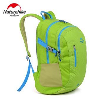 NH挪客 户外双肩包30L徒步旅行休闲登山包男女耐磨30升双肩背包