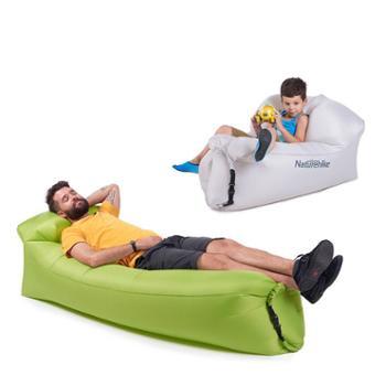 NH挪客户外空气沙发袋床午休沙滩抖音便携式懒人充气沙发