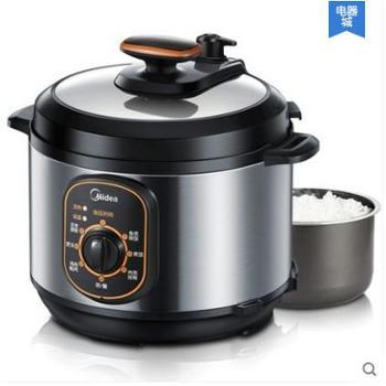 Midea/美的MY-12CH402A电压力锅4L高压锅饭煲