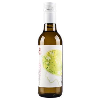 紫轩冰白葡萄酒 187ml 单支装红酒